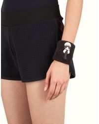 Fendi - Black Wristbands - Lyst