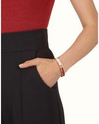 Fendi - Black The Sta Bracelet The Sta Bracelet - Lyst
