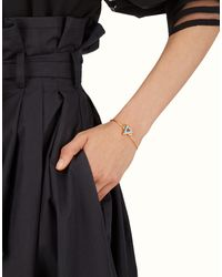Fendi | White Rainbow Bracelet Rainbow Bracelet | Lyst