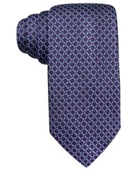 Vince Camuto | Purple Alessandro Neat Slim Tie for Men | Lyst
