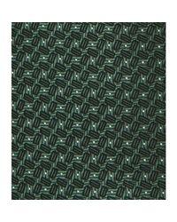 Reiss | Green Mini Polka Dot Tie for Men | Lyst