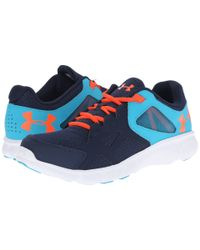 Under Armour | Blue Ua Thrill for Men | Lyst