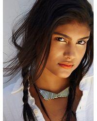 Free People - Metallic The 2bandits Womens Bandit Collar - Lyst