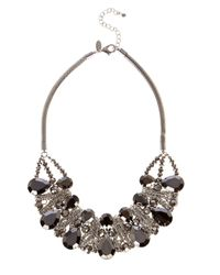 Coast | Gray Herme Necklace | Lyst