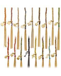 Carolina Bucci | Metallic Lucky Love Bracelet | Lyst