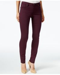 Kut From The Kloth | Purple Colored Skinny Jeans | Lyst
