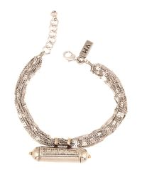 Vanessa Mooney   Metallic Trinket Of Secrets Bracelet   Lyst