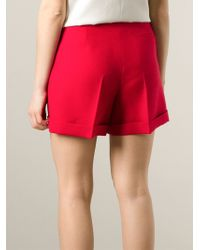 Valentino - Tailored Shorts - Lyst