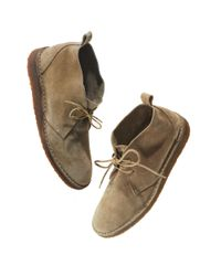 Madewell - Natural The Dustbowl Boot - Lyst