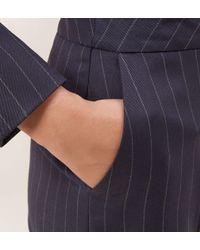 Hobbs - Blue Kilnwick Pants - Lyst