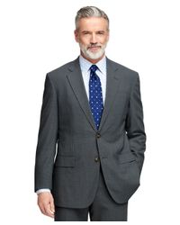 Brooks Brothers   Gray Madison Fit Brookscool® Suit for Men   Lyst