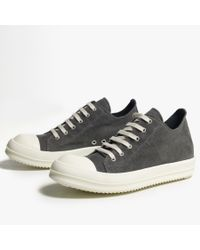 James Perse - Gray Drkshdw Low-top Sneakers - Mens for Men - Lyst