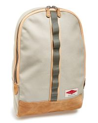 Rag & Bone | Natural 'derby' Canvas Backpack for Men | Lyst