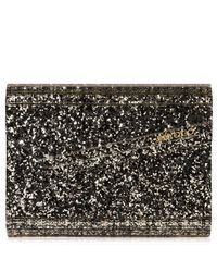 Jimmy Choo - Metallic Candy Clutch - Lyst