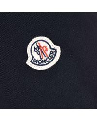 Moncler - Blue Panelled Jacket for Men - Lyst