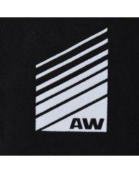 Alexander Wang - Black Jacquard Pants for Men - Lyst