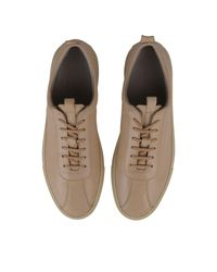 GRENSON - Multicolor Leather Trainers - Lyst