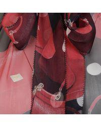 Dolce & Gabbana - Multicolor Miss Sicily Blouse - Lyst
