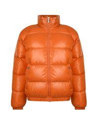 Pyrenex Orange Mythic Shiny Jacket for men