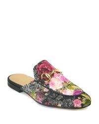 275 Central - Pink Floral Printed Mule - Lyst
