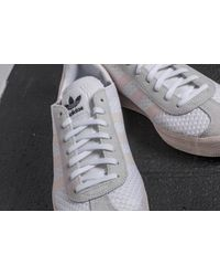 Adidas Originals Adidas Gazelle Primeknit Ftw White/ Chalk White/ Chalk White for men