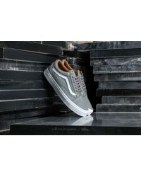 925da815a20a2f Lyst - Vans Old Skool (premium Leather) Wild Do for Men