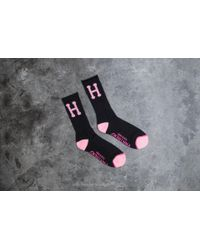 Huf | X Pink Panther Classic H Sock Black | Lyst