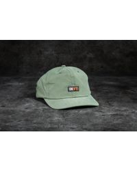 Footshop | Green Undefeated Label Cap Olive for Men | Lyst