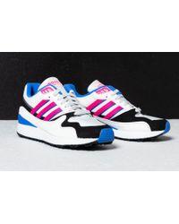 Adidas Originals - Adidas Ultra Tech Crystal White/ Shock Pink/ Core Black for Men - Lyst