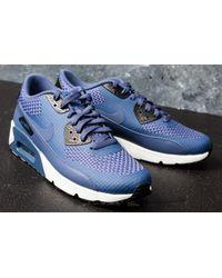 Nike - Air Max 90 Ultra 2.0 Se Blue Recall/ Blue Recall-black for Men - Lyst