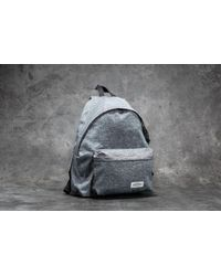 Footshop - Gray Eastpak Padded Pak'r Backpack Dark Jersey - Lyst