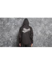 Footshop | The Hundreds Slant Tail Hooded Jacket Black for Men | Lyst