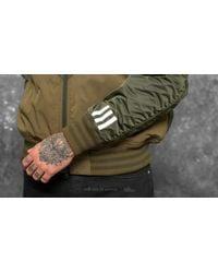 Adidas Originals - Green Adidas X White Mountaineering Flight Jacket Night Cargo for Men - Lyst