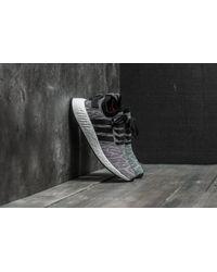 Lyst adidas Originals Adidas NMD R2 primeknit GRIS / CORE negro