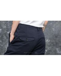 Footshop Hope New Trouser Dark Blue for men