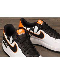 Nike Air Force 1 '07 Lv8 White/ Black for men