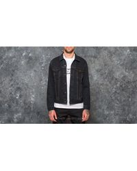Footshop Black Levi's® The Trucker Jacket Midnight Carbon for men