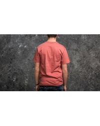 Footshop - Multicolor Undefeated Patchwork Strike Tee Rose for Men - Lyst
