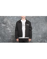 Footshop Polar Train Banks Jacket Black for men