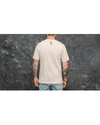 Footshop Multicolor Billionaire Boys Club Peace Through Understanding T-shirt Oat Marl for men