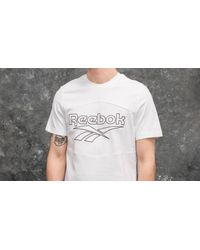 Reebok Reebok Lf Tee White for men