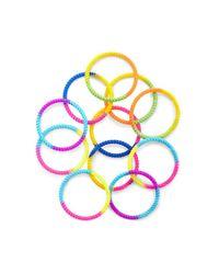 Forever 21 - Multicolor Tie-dye Twisted Bracelet Set - Lyst