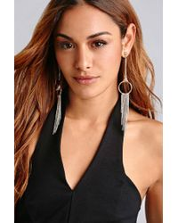 Forever 21 | Metallic 8 Other Reasons Omt Earrings | Lyst