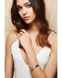 Forever 21 | Pink Amber Sceats Translucent Bracelet | Lyst