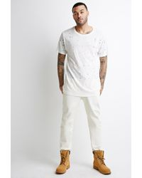 Forever 21 | Natural Clean Wash - Slim Fit Jeans for Men | Lyst