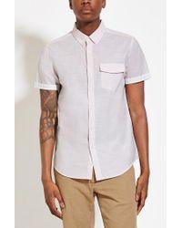 Forever 21 | Pink Cotton-blend Shirt for Men | Lyst
