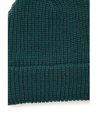 Forever 21 | Green Classic Knit Beanie | Lyst