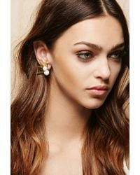 Forever 21 - Metallic Amber Sceats Liberty Ear Cuff - Lyst