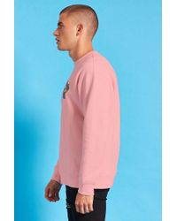 Forever 21 - Pink Taco Bell Patch Sweatshirt for Men - Lyst