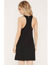 Forever 21 | Black Coffee Graphic Nightdress | Lyst